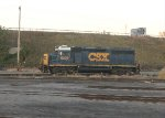 CSX 6239 doing yard duty